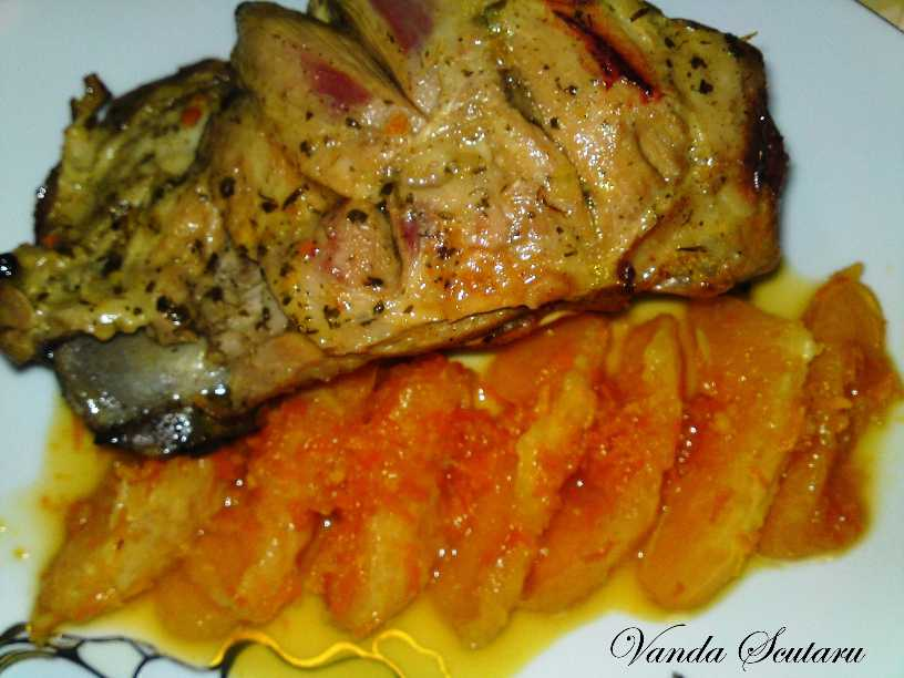 Friptura de miel cu potocale 036
