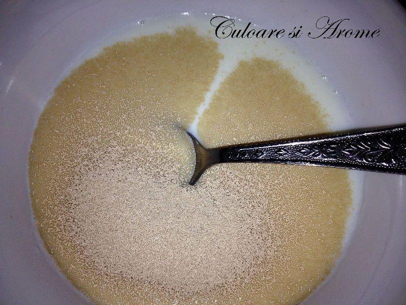 Prajitura cu nuci si miere