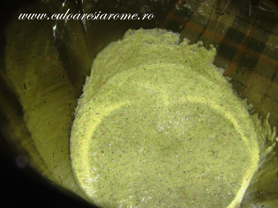 Pesto de leurda
