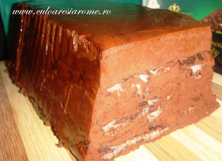 Marquise au chocolat
