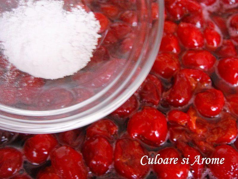 Visine conservate in zahar cu aspirina