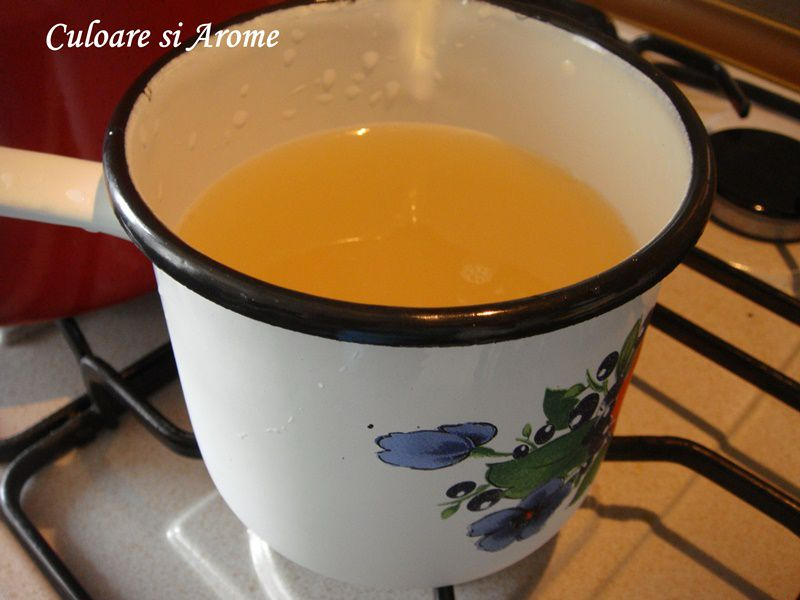 Ciorba de miel