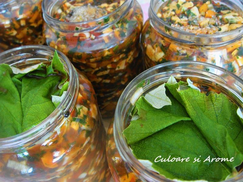 Sfaturi utile pentru pregatirea si conservarea zarzavatului de ciorba